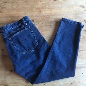 Ladies Gap 1969 skinny jeans